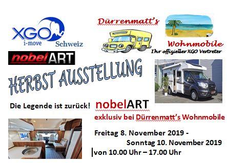 Herbstausstellung 2019 A5